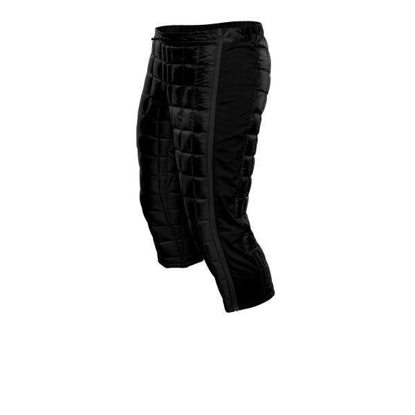 Tech Gear Athletic shell pants with inner lining side pockets NWT M or XL Black